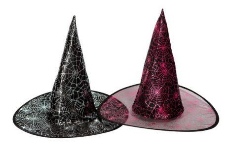 Chapeau sorciere de luxe