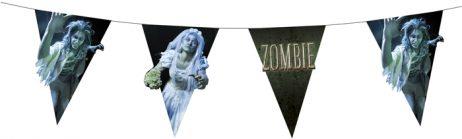 Guirlande 4 mètres zombie