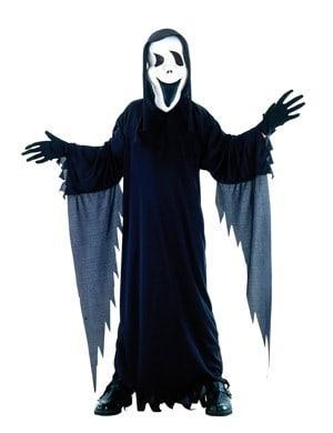 Deguisement fantome assassin taille enfant