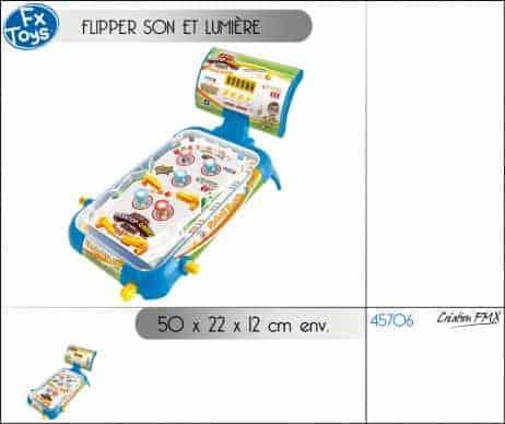 Flipper jouet