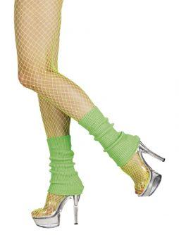 Guetres jambieres de danse vertes