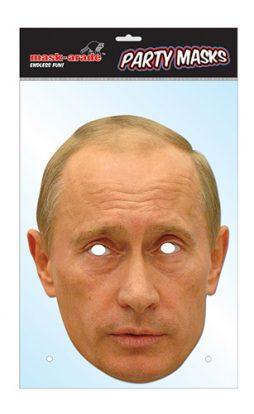 masque poutine politique russe
