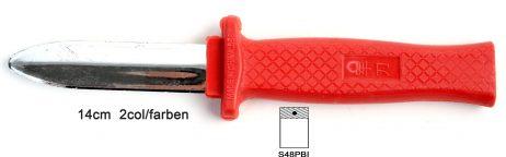 Couteau rétractable plastique