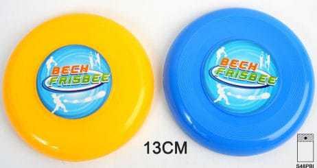 Frisbee de 13 cm