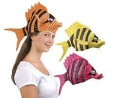 chapeau poisson