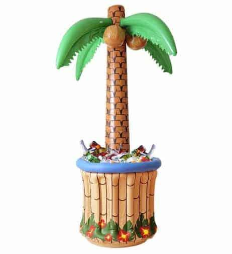 Palmier porte boisson 185 cm
