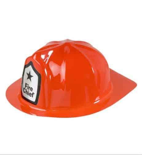 Casque en plastique de pompier us