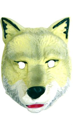 Masque de loup