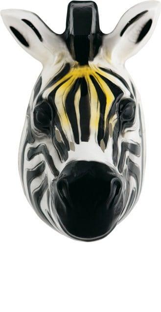 Masque de zebre