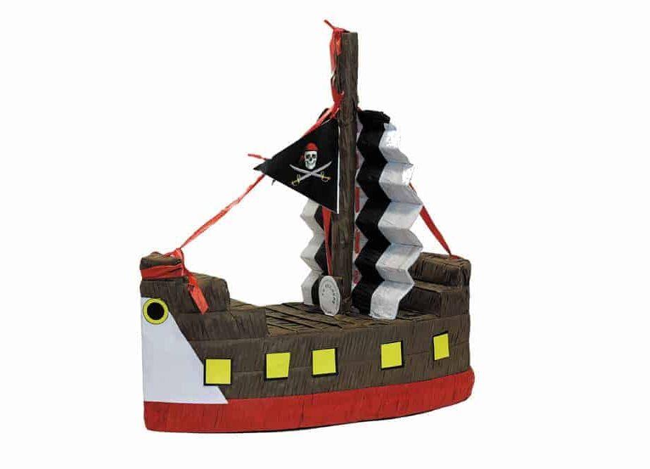 pinata bateau pirate ced. Black Bedroom Furniture Sets. Home Design Ideas