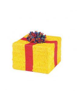 Pinata paquet cadeau