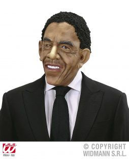 Masque barak obama
