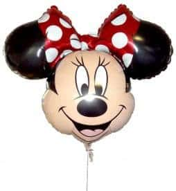 Ballon aluminium Minnie