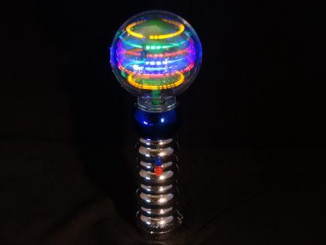 Boule 14 cm lumineuse