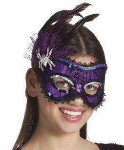 Loup violet halloween