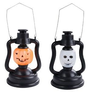 Lanterne citrouille et fantome