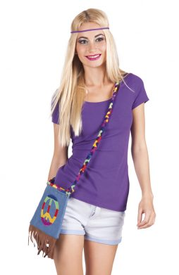 Sac theme hippie