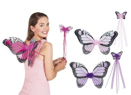 Ailes de fées papillon