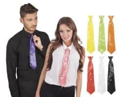 Cravates funs 8 coloris
