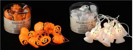 Guirlande Halloween electriques