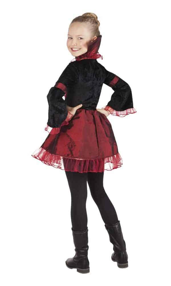 Costume vampire fille - Dguisement Halloween - A La Porte