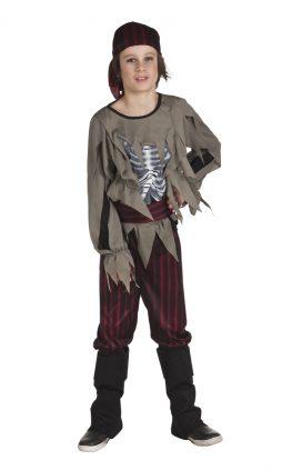 zombie pirate pour enfant