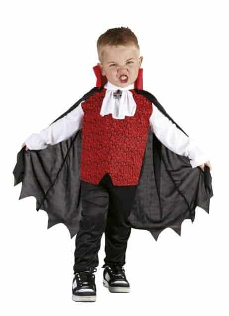 DÉGUISEMENT DE VAMPIRE (Garçons 3-4 ans) Déguisement pour enfant