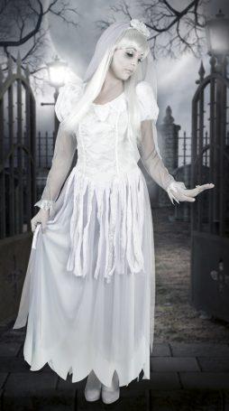 Robe de mariee fantome
