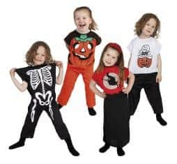 Pack halloween enfants 4-6 ans