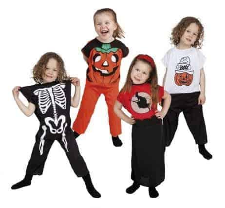 ASSORTIMENT - HALLOWEEN (Pack enfants de 4 à 6 ans) Déguisements pour enfants