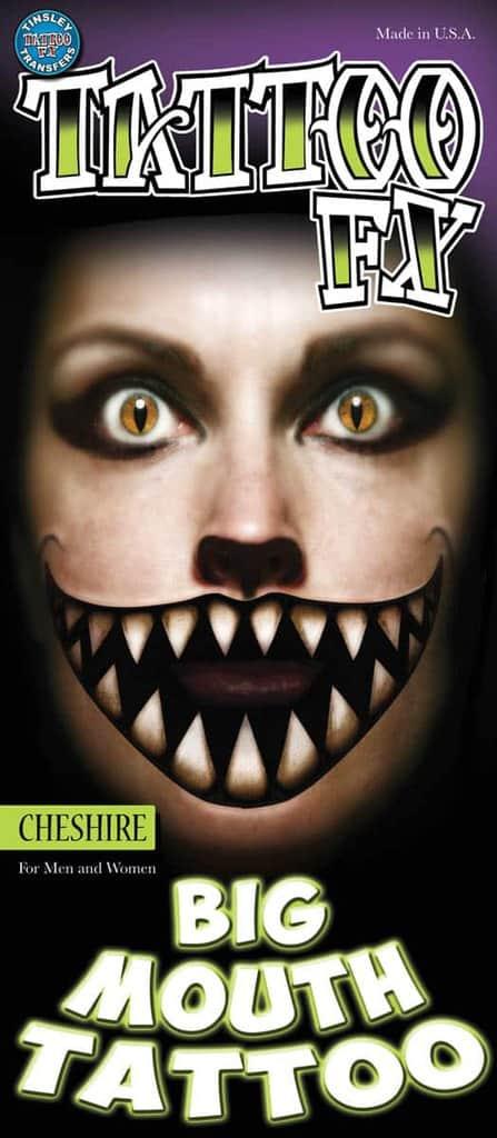 Tatouage fx vampire