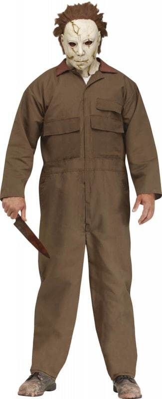 COSTUME MICHAEL MYERS (Déguisement adulte)