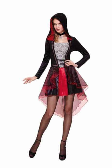 Costume femme vampire