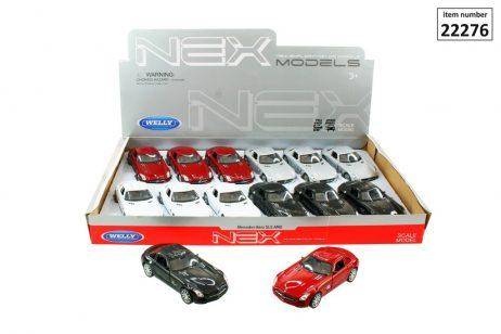 MERCEDES BENZ SLS AMG (Petites voitures collection)