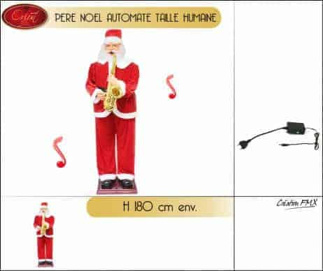 Pere noel musical