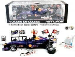 Formule 1 friction