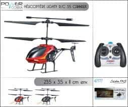 Helicoptere radiocommandé