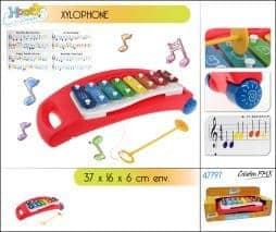 Xylophone d'eveil