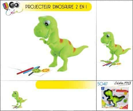 Dinosaure eclaireur