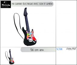 Jouet guitare electrique