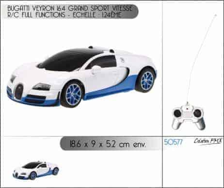 Voiture Bugatti Veyron