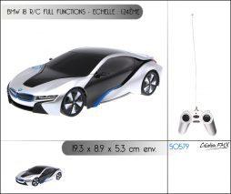BMW I8 télécommandée