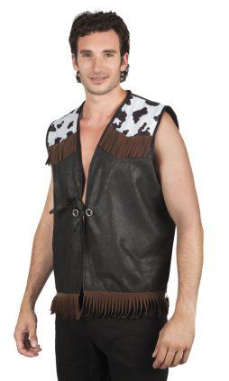 Gilet cowboy XL