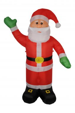 Pere noel gonflable 240 cm