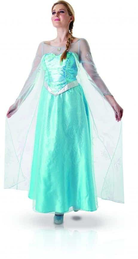 Robe frozen adulte