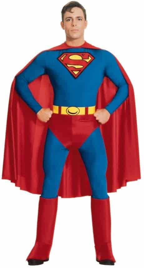 Costume SUPERMAN adulte