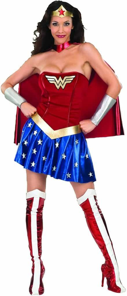 COSTUME Wonder Woman (Déguisement adulte)