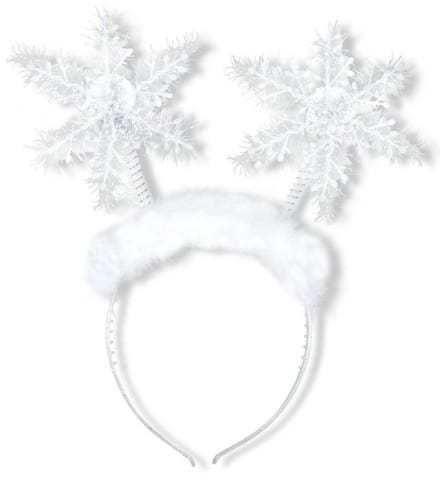 Chapeau flocons de neige