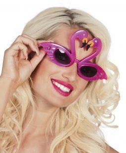 Paire de lunettes star