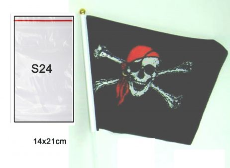 Fanion pirate enfant